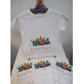 Pocket Pixie TShirt Size 4 plus badge