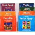 Full Set of 7 Pocket Pixie Books