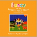 Bunce and the Pocket Pixie Pram Book with Badge