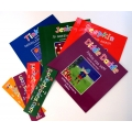 Any four Pocket Pixie Books Bundled plus 4 collectable badges
