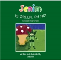 Oh No! Jenim Is Green Book with Badge