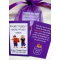 Magic Pixie Cards for Children's Pockets