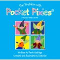 The Problem with Pocket Pixies Rhyming Book with Badge